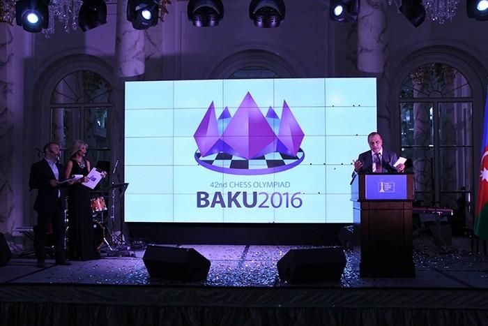 Всемирная шахматная олимпиада пройдет в Баку в 2018 году